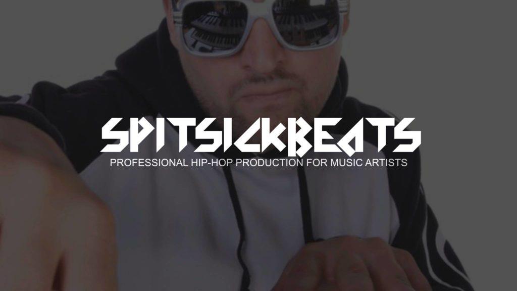 spitsickbeats on synthesizer